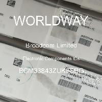 BCM33843ZUKFSBG - Broadcom Limited - 電子元件IC