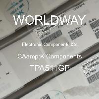 TPA511GP - C&K Components