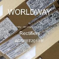 ACGRBT201-HF - Comchip Technology Corporation Ltd - 整流器