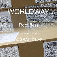 ACGRAT104-HF - Comchip Technology Corporation Ltd - 整流器