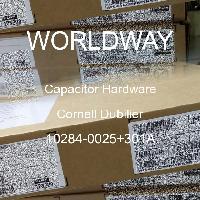 10284-0025+301A - Cornell Dubilier - 電容硬件