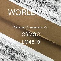 LM4819 - CSMSC