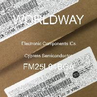 FM25L04BGA - Cypress Semiconductor - 電子元件IC