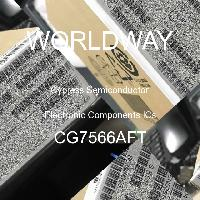 CG7566AFT - Cypress Semiconductor - 电子元件IC