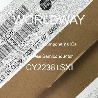 CY22381SXI - Cypress Semiconductor
