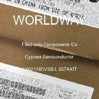 CY62128DV30LL-55ZAXIT - Cypress Semiconductor