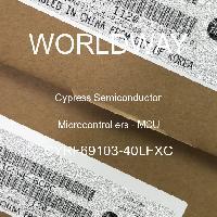 CYRF69103-40LFXC - Cypress Semiconductor - 微控制器 -  MCU
