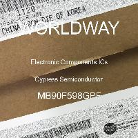 MB90F598GPF - Cypress Semiconductor