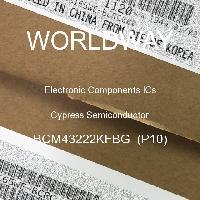 BCM43222KFBG  (P10) - Cypress Semiconductor