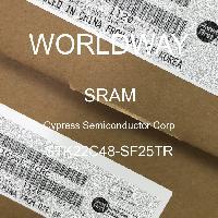 STK22C48-SF25TR - Cypress Semiconductor - SRAM