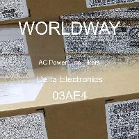 03AE4 - Delta Electronics - 交流电源线滤波器