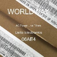 06AE4 - Delta Electronics - 交流电源线滤波器