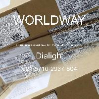 021-5710-2937-804 - Dialight - 面板安裝指示器的完整組件