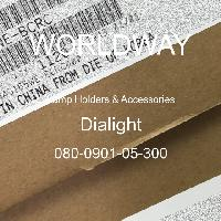 080-0901-05-300 - Dialight - 灯座及配件