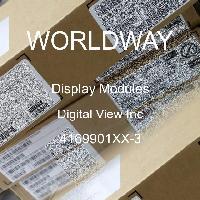 4169901XX-3 - Digital View Inc - 顯示模塊