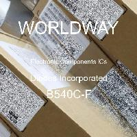 B540C-F - Diodes Incorporated