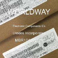 MBR1040VLT/R - Diodes Incorporated