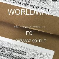 10078837-001FLF - FCI - HDMI,Displayport和DVI連接器