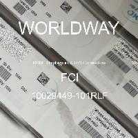 10029449-101RLF - FCI - HDMI,Displayport和DVI連接器