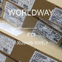 10029449-101TLF - FCI - HDMI,Displayport和DVI連接器