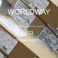 10029449-002FLF - FCI - HDMI,Displayport和DVI連接器
