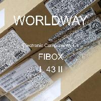 L 43 II - FIBOX - 电子元件IC