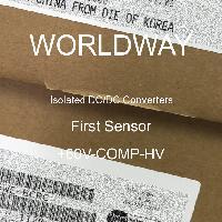 +60V-COMP-HV - First Sensor - 隔離式DC / DC轉換器