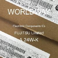 A 24W-K - FUJITSU Limited - 电子元件IC