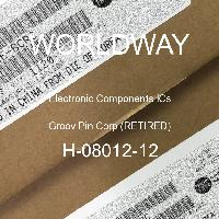 H-08012-12 - Groov Pin Corp (RETIRED) - 电子元件IC