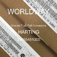 09455451305 - HARTING - 环形推拉式连接器