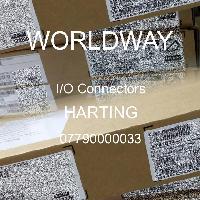 07790000033 - HARTING - I/O连接器