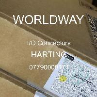 07790000171 - HARTING - I/O连接器