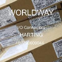 07790000044 - HARTING - I/O连接器