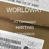 07790000045 - HARTING - I/O连接器