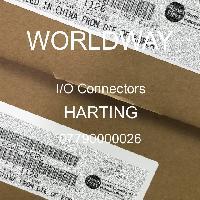 07790000026 - HARTING - I/O连接器