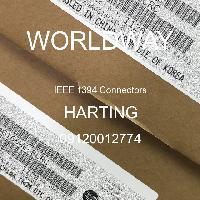 09120012774 - HARTING - IEEE 1394连接器