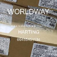 09455451134 - HARTING - 模块化连接器/以太网连接器