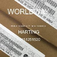 09451251520 - HARTING - 模块化连接器/以太网连接器