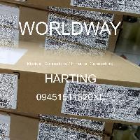 09451511520XL - HARTING - 模块化连接器/以太网连接器