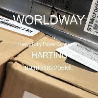 09300162205ML - HARTING - 重负荷电源连接器