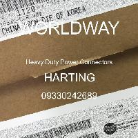 09330242689 - HARTING - 重负荷电源连接器