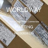09330006239 - HARTING - 重负荷电源连接器