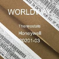 20201-03 - Honeywell Sensing and Productivity Solutions - 溫控器