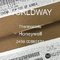 2450 00880124 - Honeywell - 溫控器
