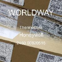 2450 00820516 - Honeywell - 溫控器