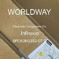 SPD50N03S2-07 G - Infineon Technologies AG