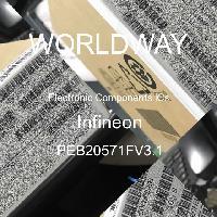 PEB20571FV3.1 - Infineon Technologies