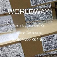 SKB04N60 K04N60 - Infineon Technologies