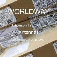 0868AT43A0020-EB1SMA - Johanson Technology - 天线