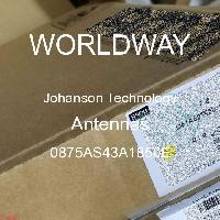 0875AS43A1850E - Johanson Technology - 天线